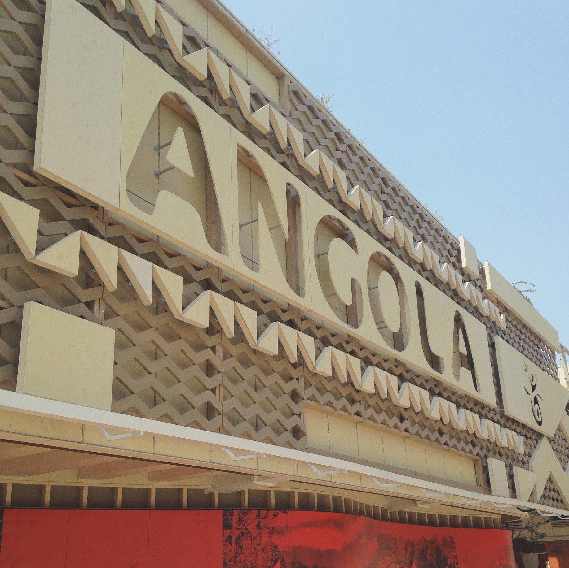 INGRIDESIGN EXPO milan 2015 angola structure