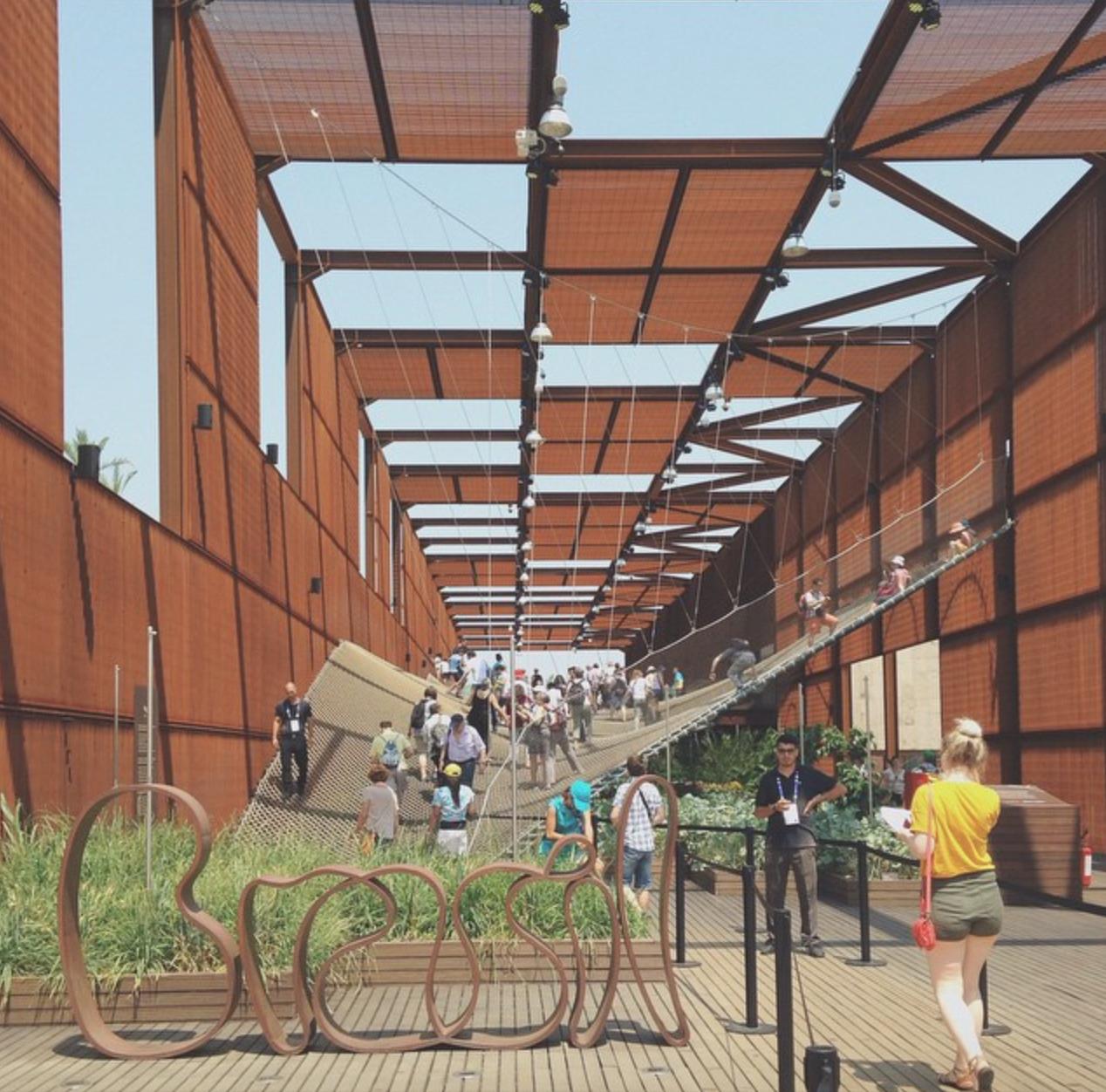 INGRIDESIGN EXPO 2015 MILANO brazilian pavilion
