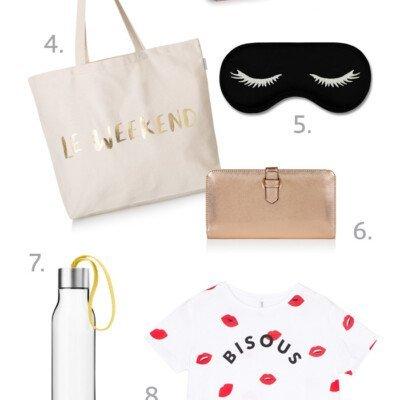 travel essentials girls weekend paris