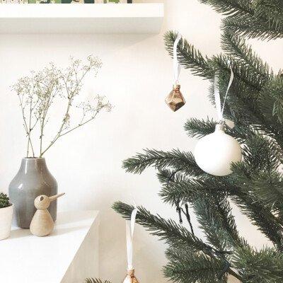 nordic christmas decorations copper ikea fejka