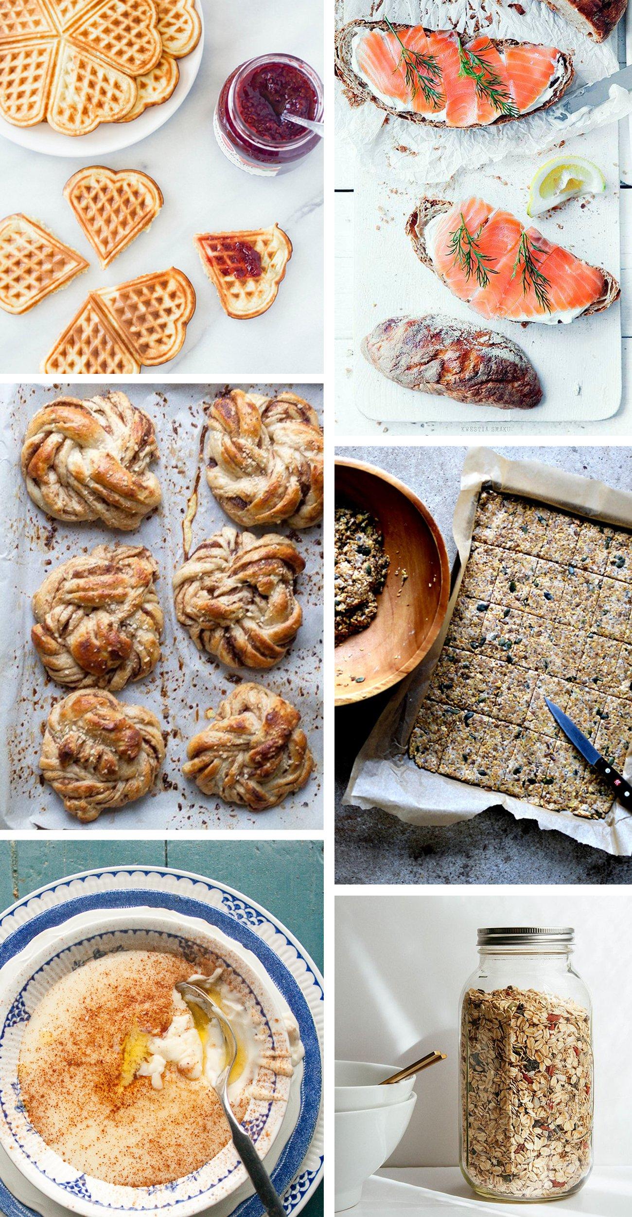 scandinavian breakfast ideas inspiration