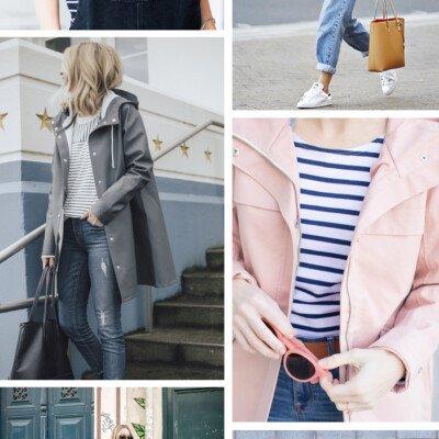 scandinavian spring fashion style moodboard