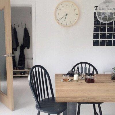 scandinavian feeling cozy home hygge table interior