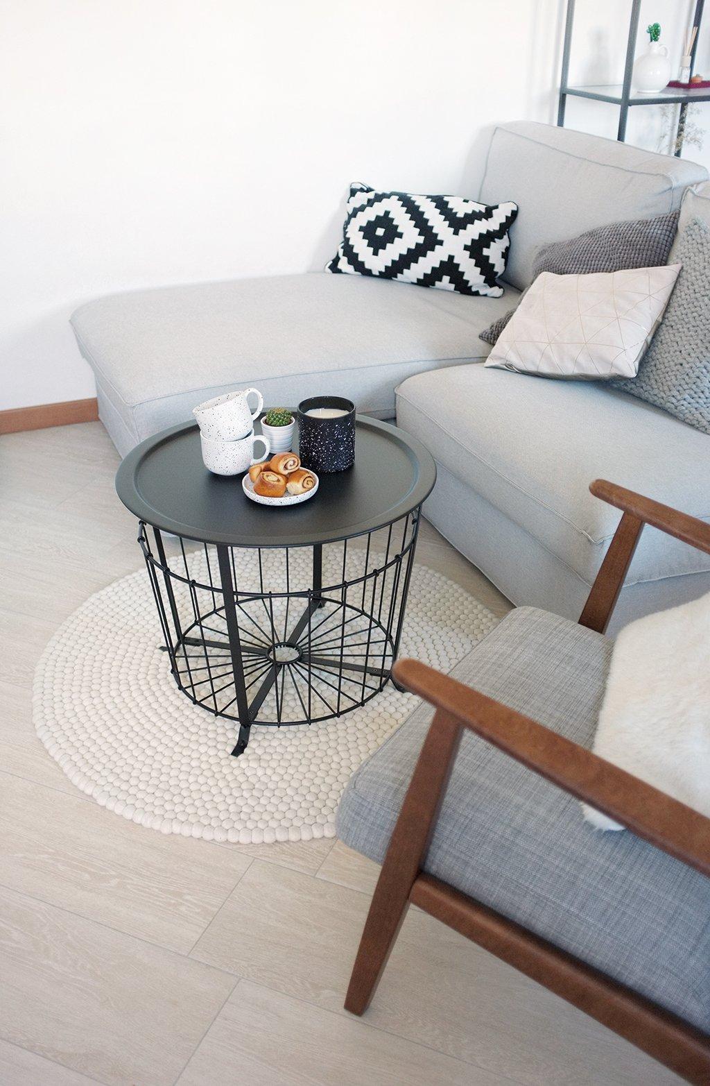 sukhi interior rug sofa table hygge
