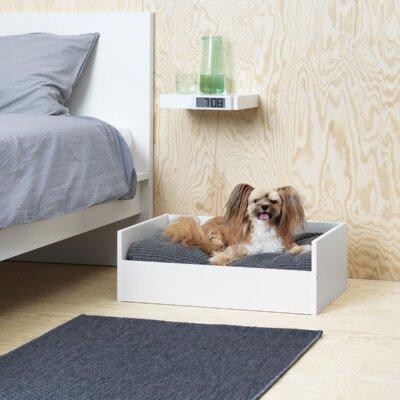 ikea lurvig pet bed dog