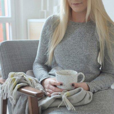 scandinavian feeling cozy calm