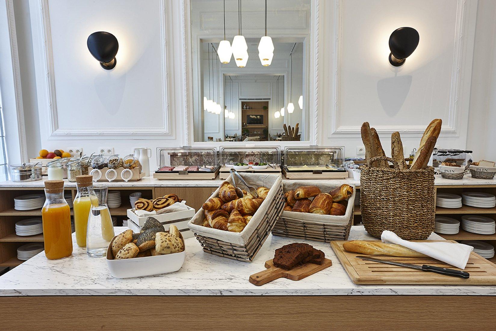 hygge hotel brussels belgium breakfast