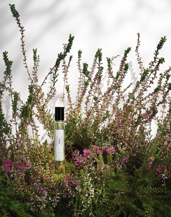 skandinavisk scents perfume heia