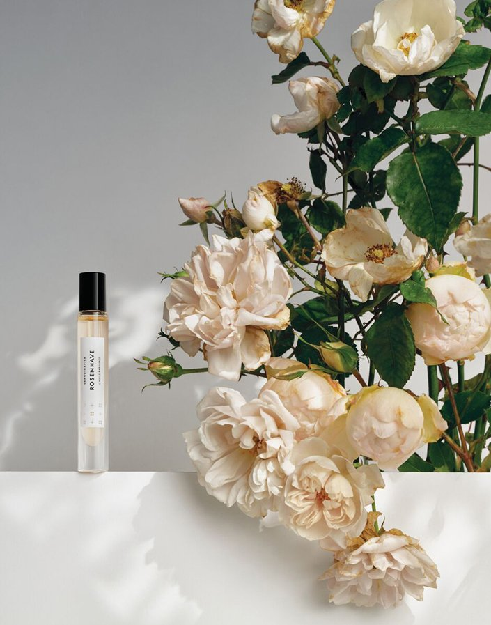skandinavisk scents perfume rosenhaven
