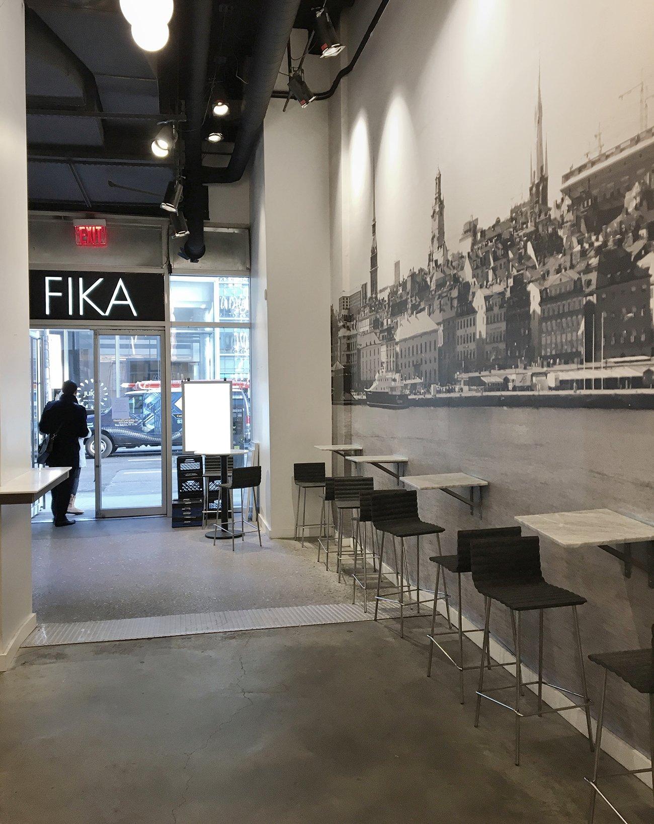 scandinavian feeling fika nyc entrance
