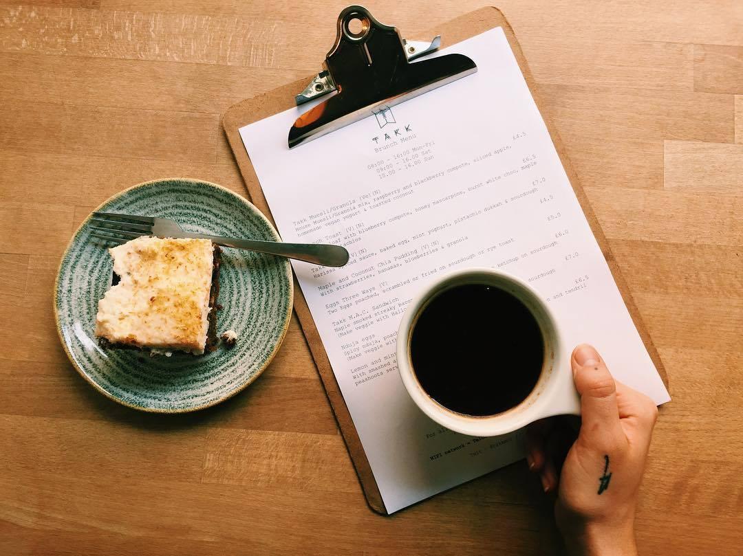 takk cafe coffee nordic