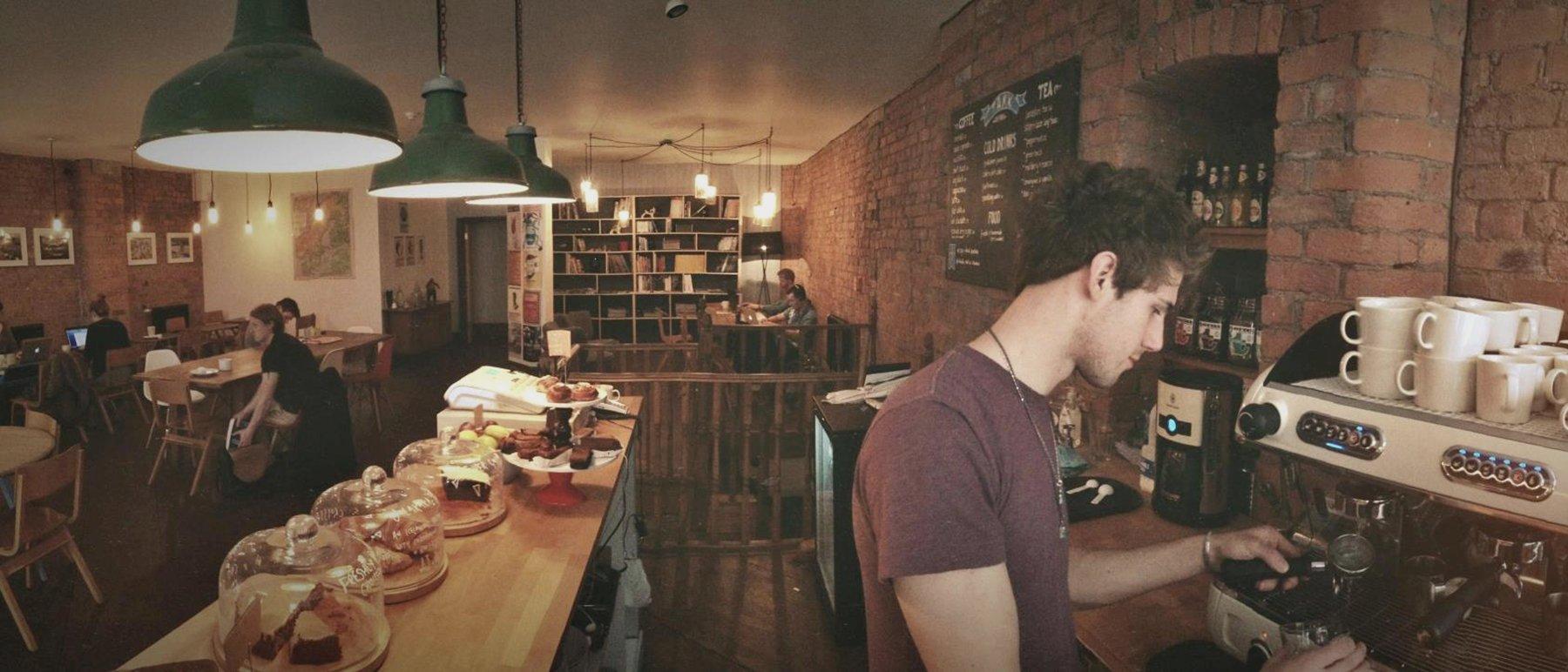 takk cafe coffee nordic interior