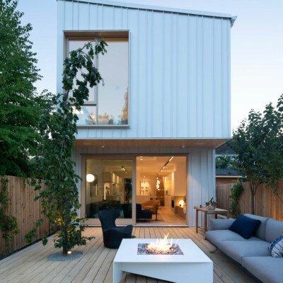 Falken Reynolds scandinavian home canada exterior terrace