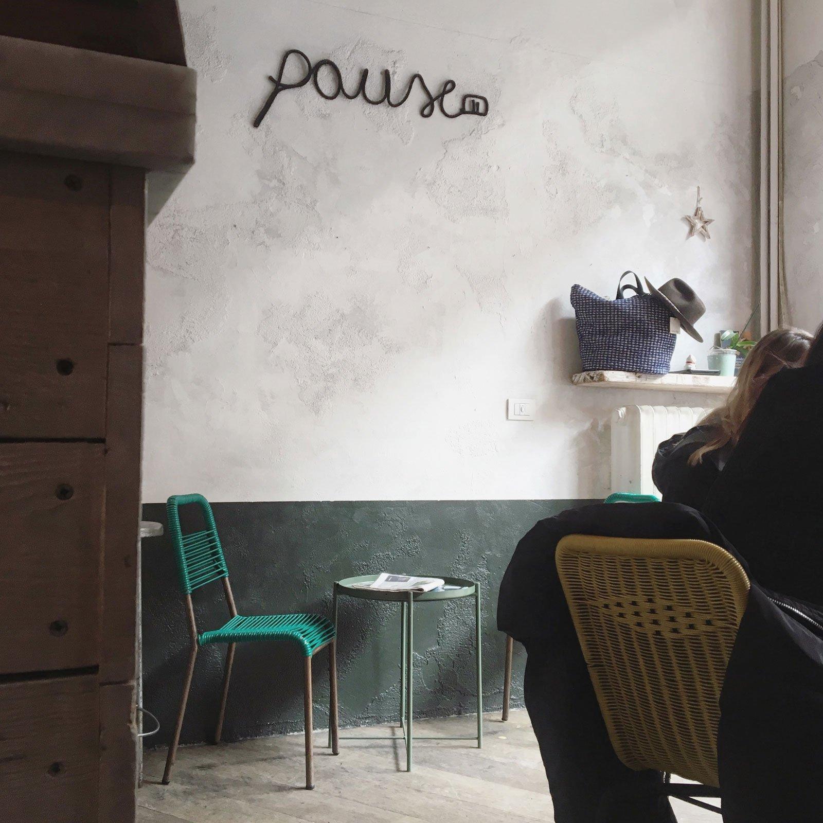 autumn hygge list cafe pause