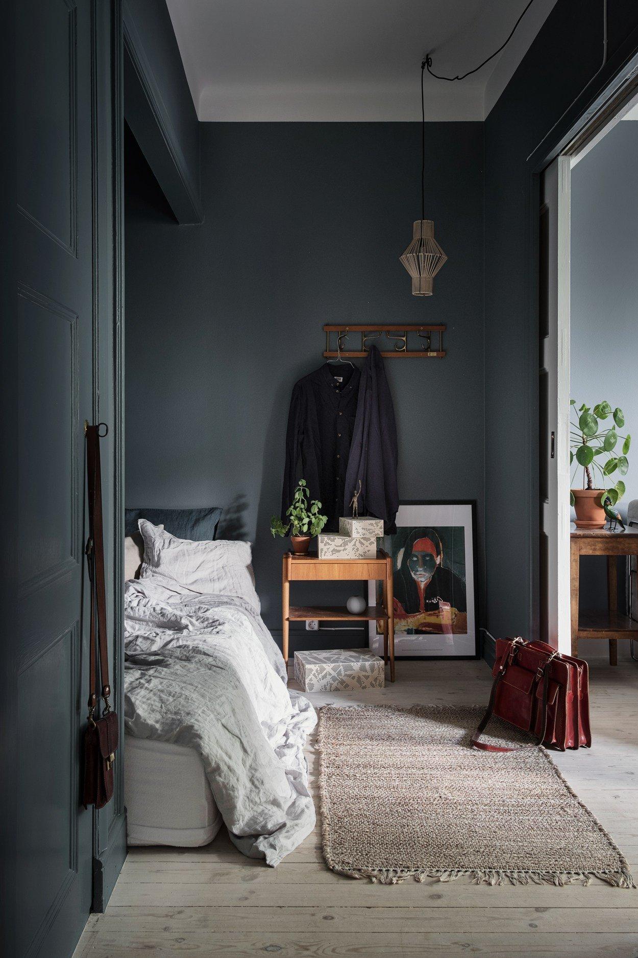 30 Cozy Scandinavian Bedrooms