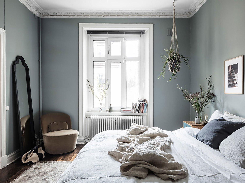 bedroom cozy window light