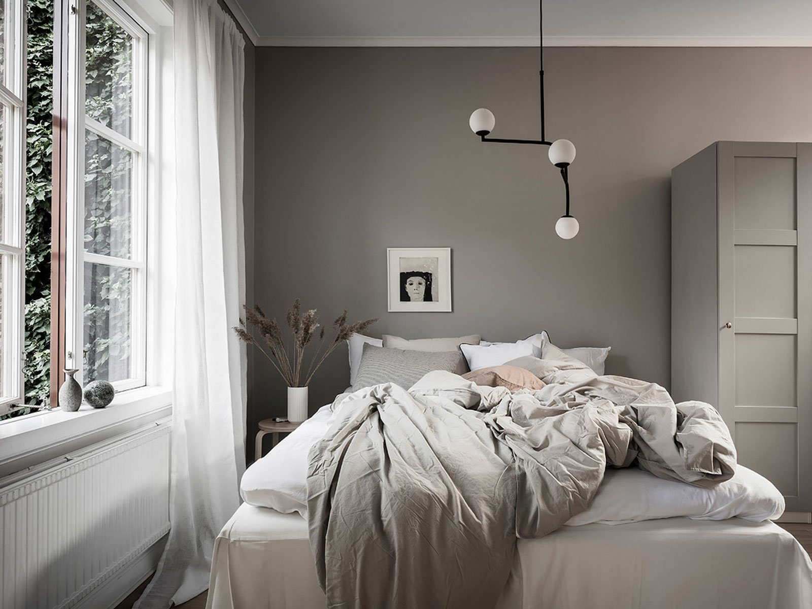 12 COZY SCANDINAVIAN BEDROOMS