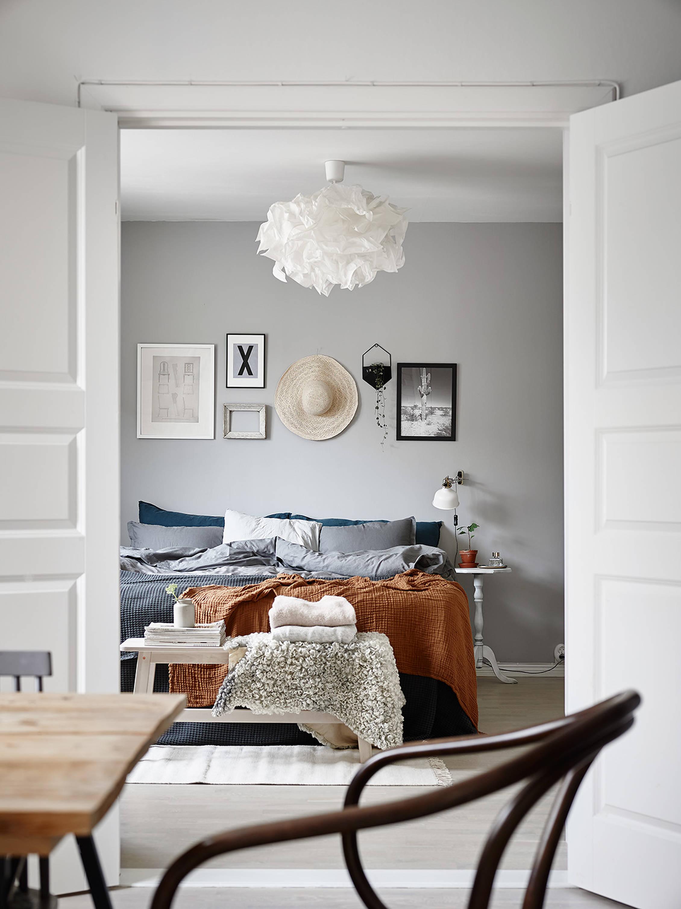 cozy bedroom stadsheim