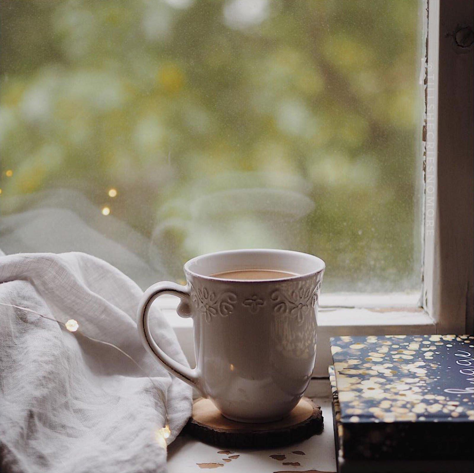 scandinavian feeling cozy window summer