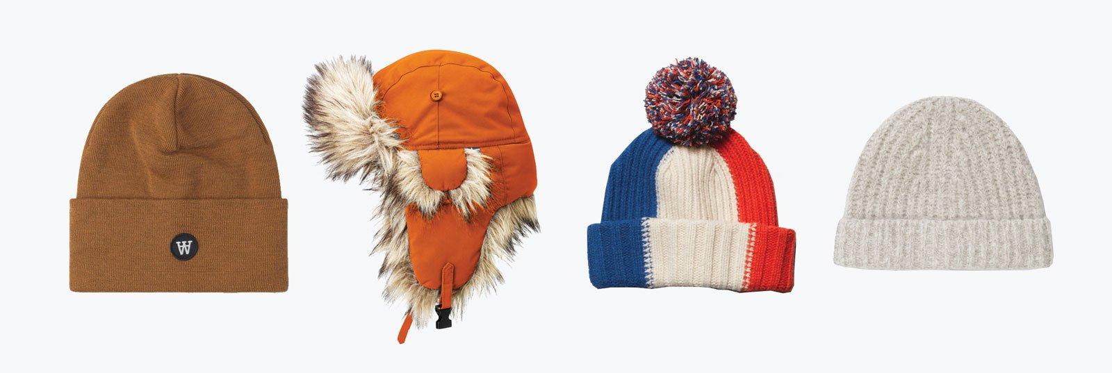 scandinavian hats autumn winter essentials