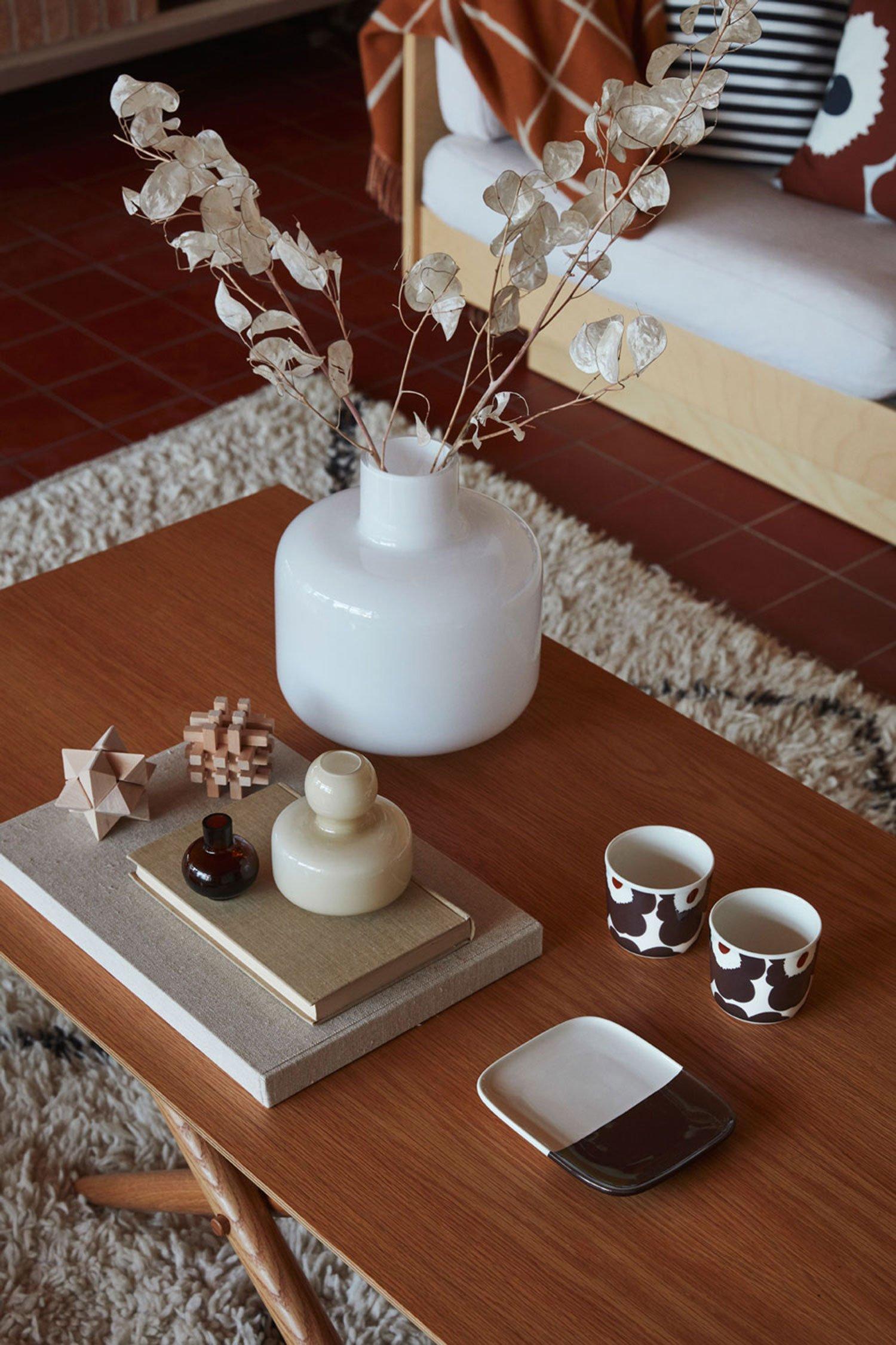 autumn decor home idea warm hues
