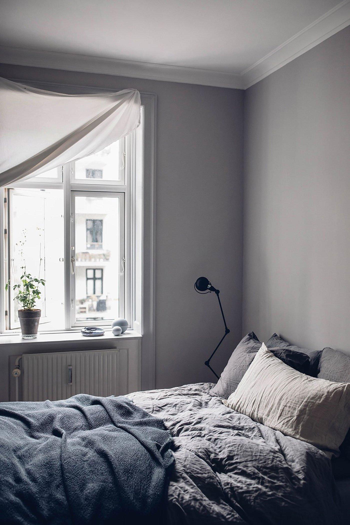 bedroom cozy charming copenhagen