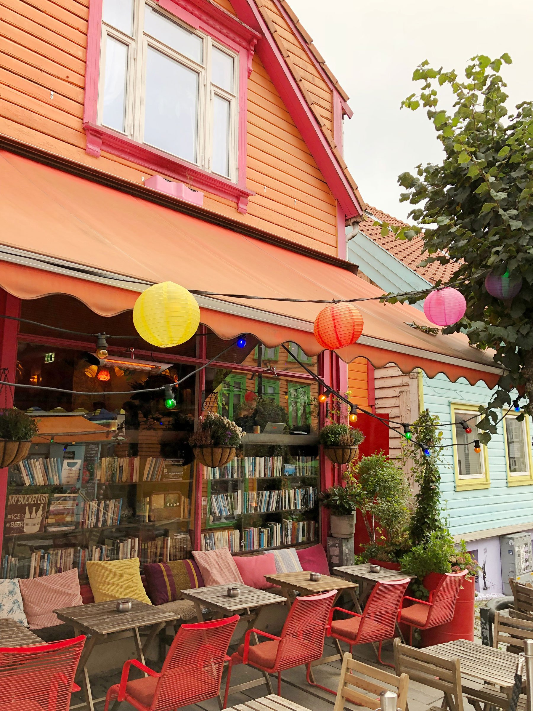 stavanger norway cafe hygge