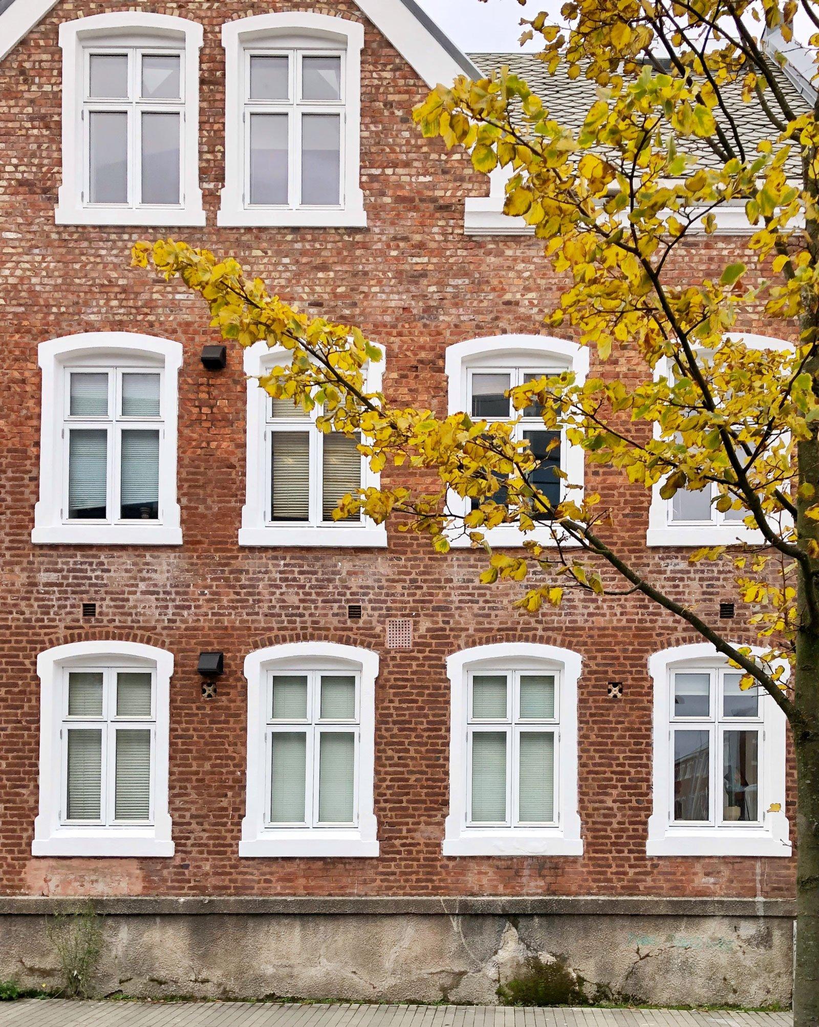 stavanger norway house hygge autumn