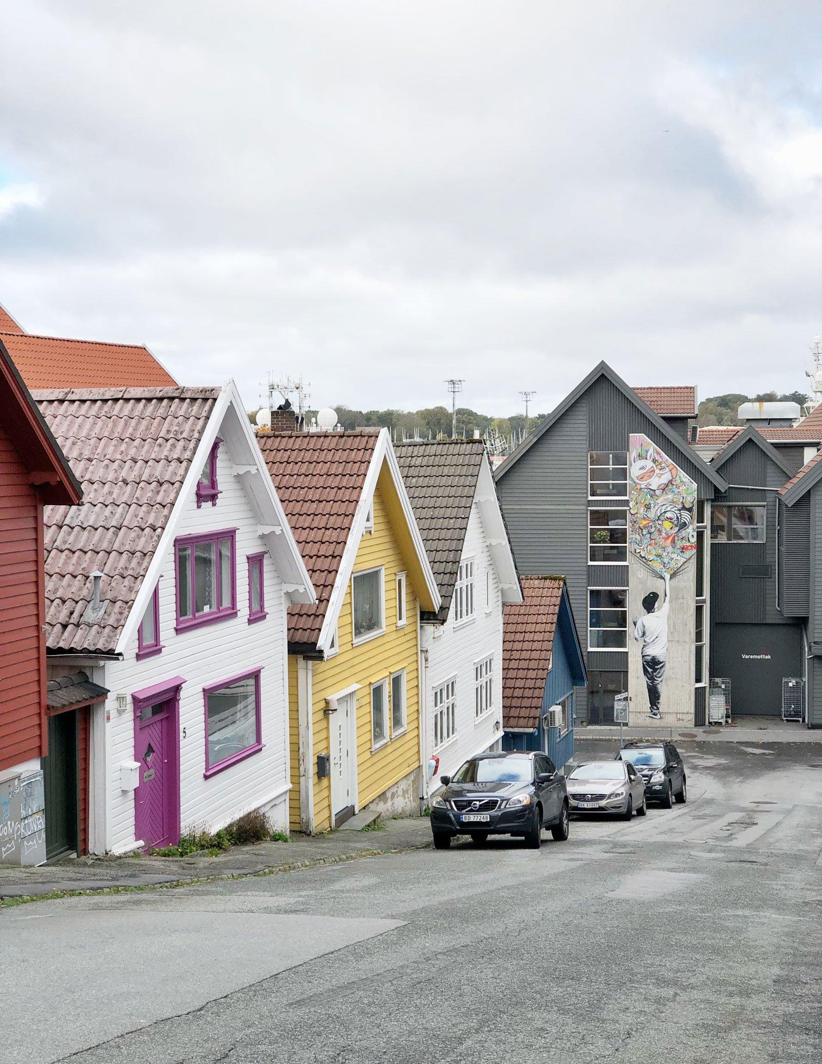 stavanger norway streetart
