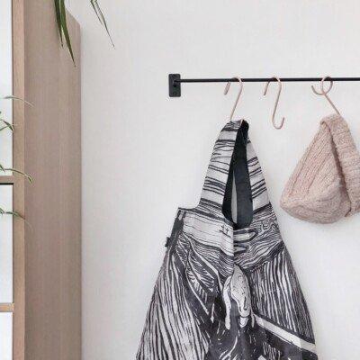 naknak design hooks wall hang wide