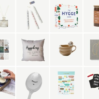 hygge gift guide ideas