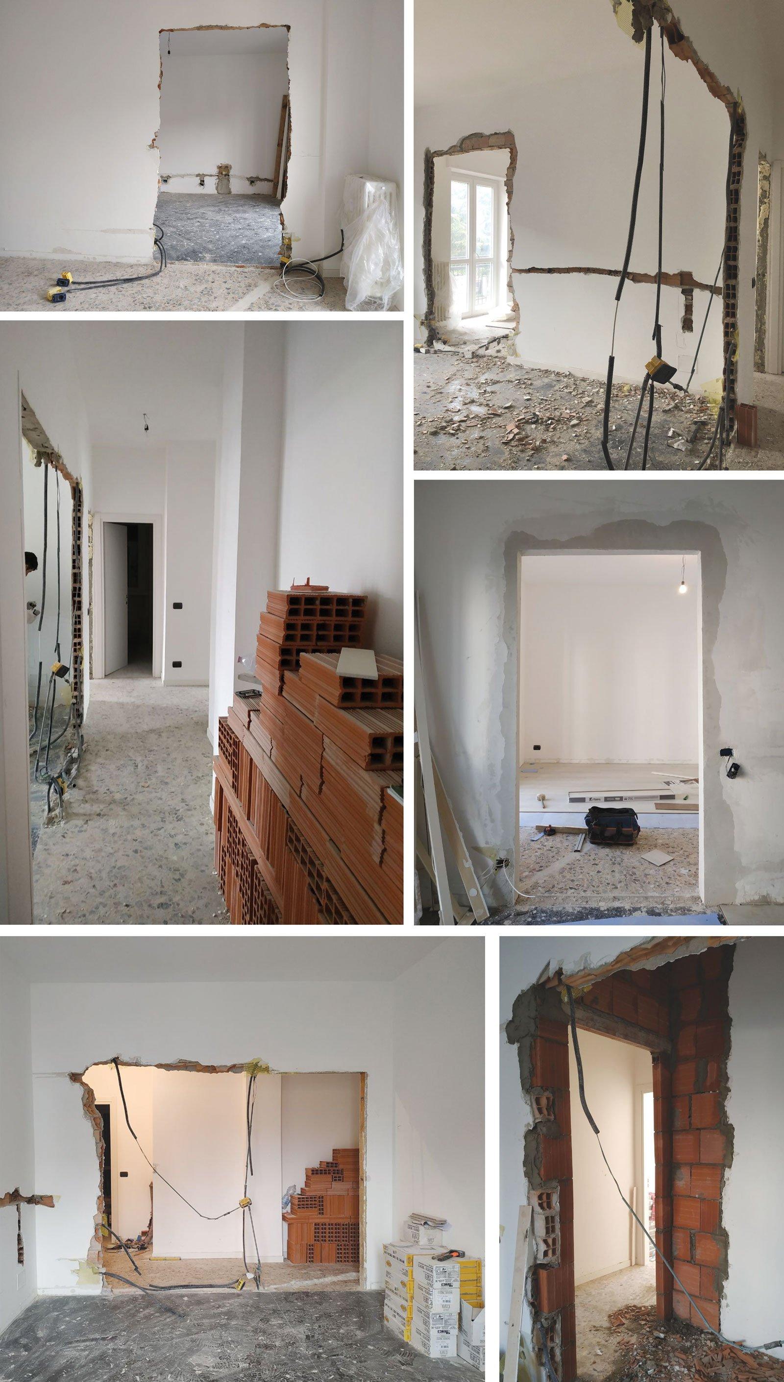 scandinavianfeeling home renovations collage