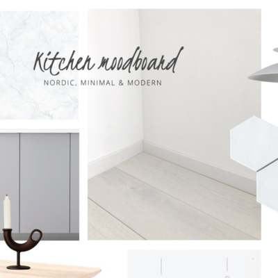 scandinavianfeeling new kitchen preview