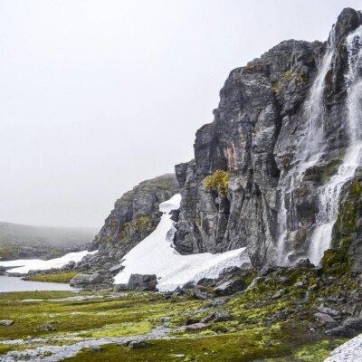 scandinavian feeling nordic mountain