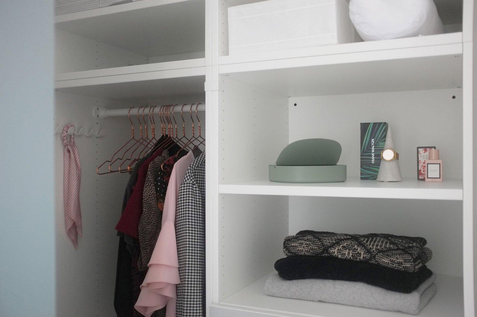 scandinavianfeeling home bedroom wardrobe close