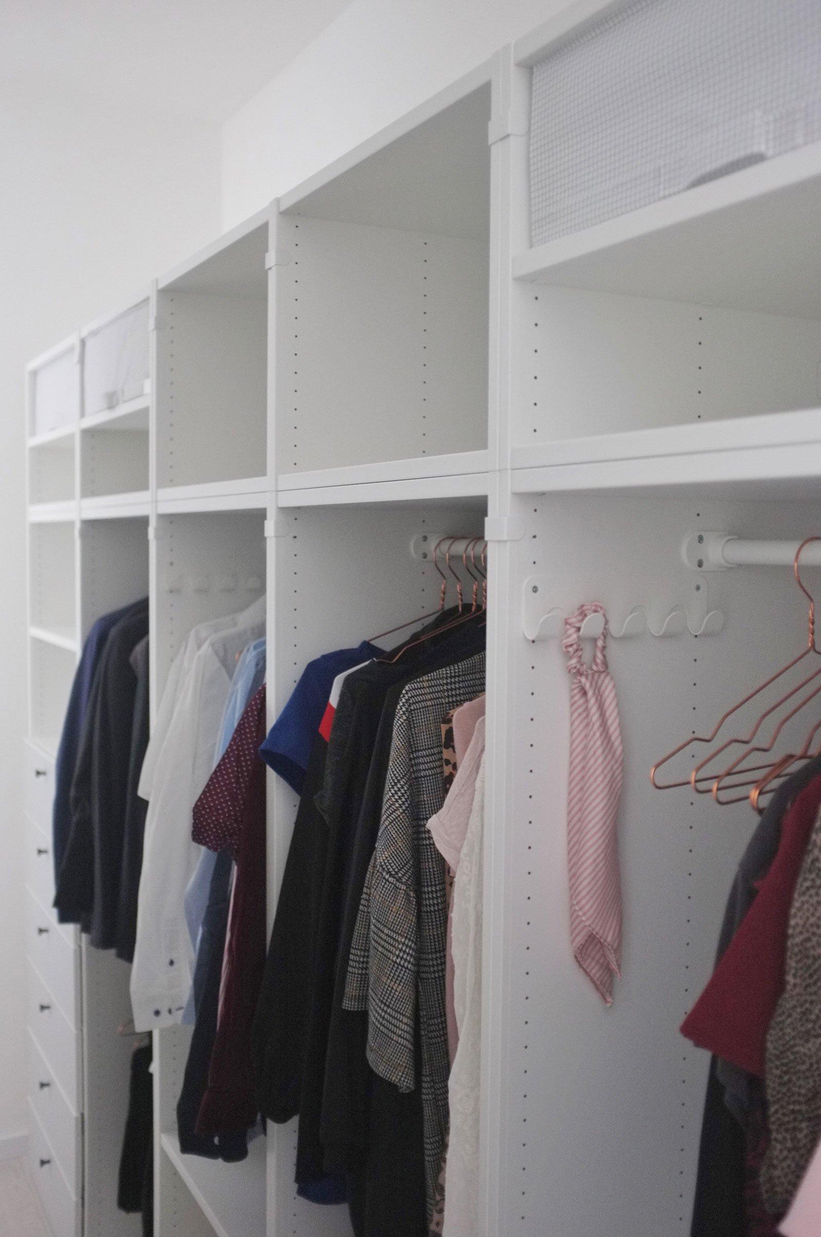 Our New Platsa Wardrobe From Ikea