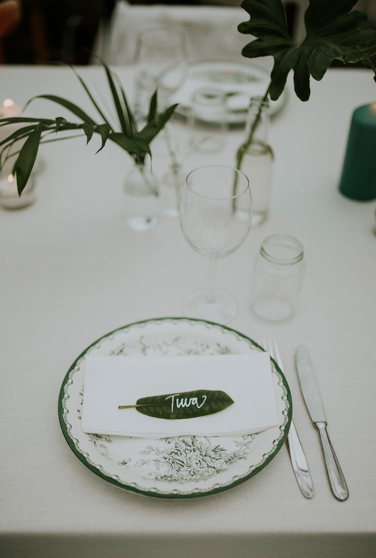 placecard norwegian wedding lineowrenfotografi tuvamats