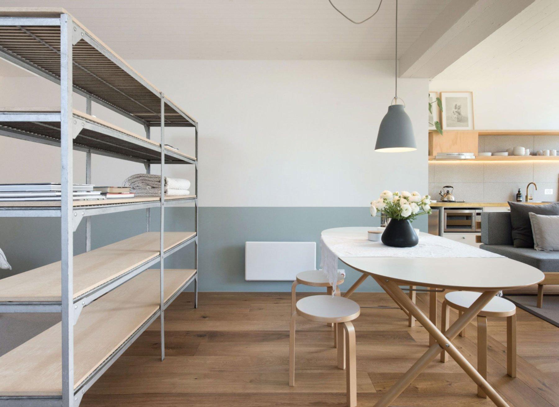 scandinavian apartment sydney airbnb living dining