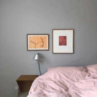 scandinavian feeling hygge bedroom