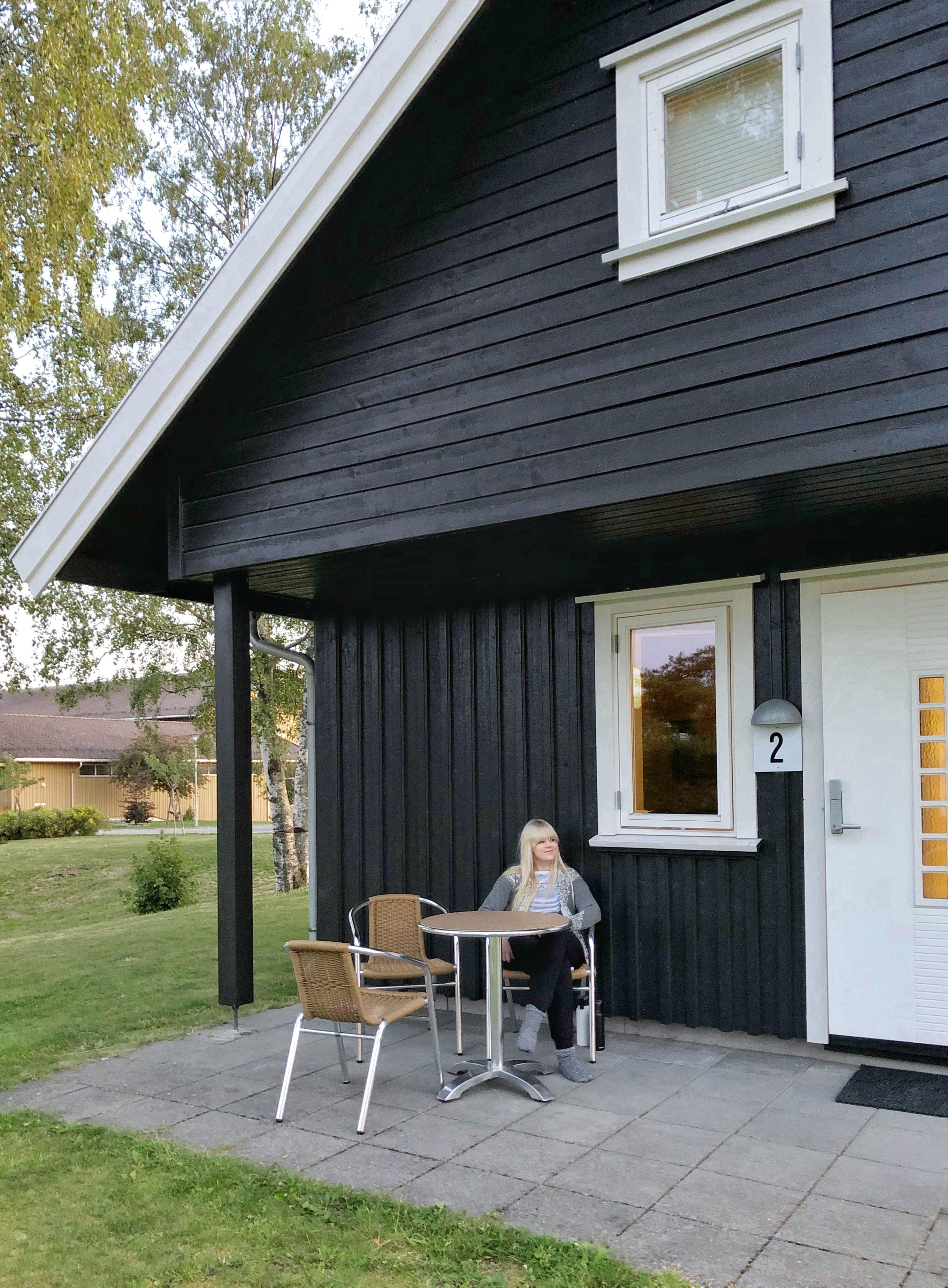 travel norway budget cabin cozy