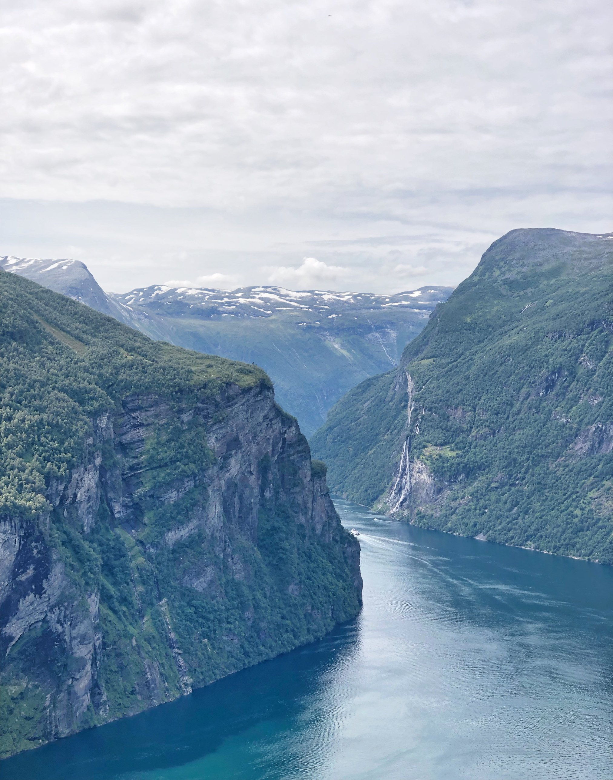 travel norway budget fjord