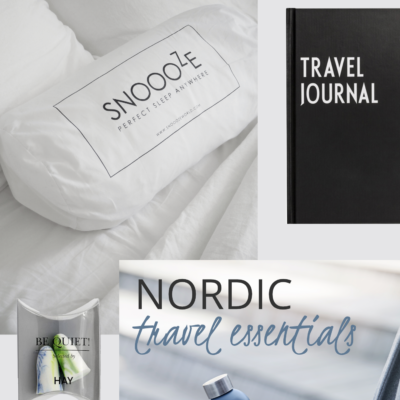 Nordic travel essentials