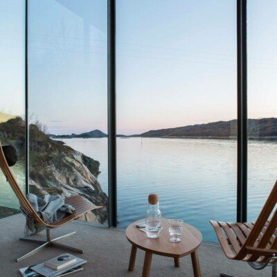 amazing norway travel cabin manshausen interior