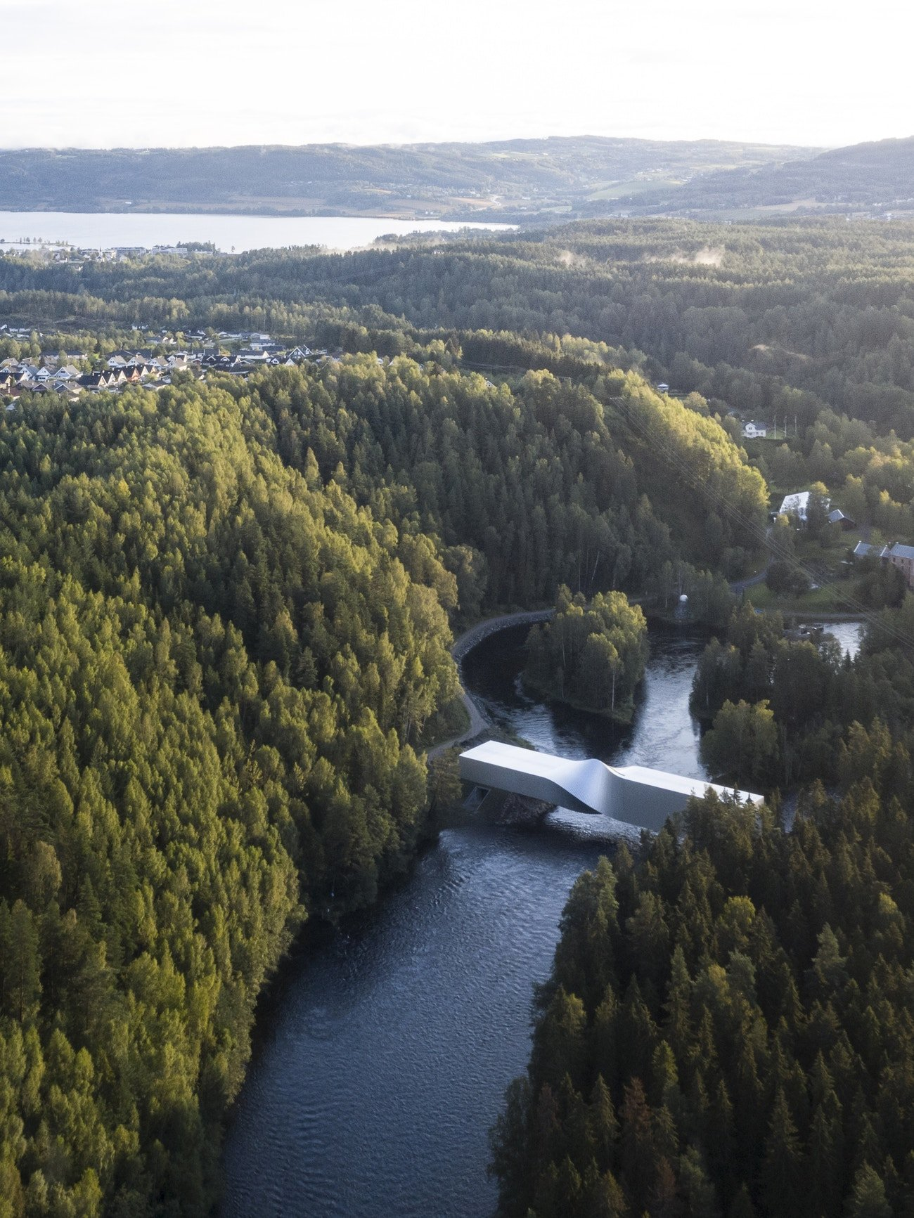 amazing norway travel kistefosmuseum overview