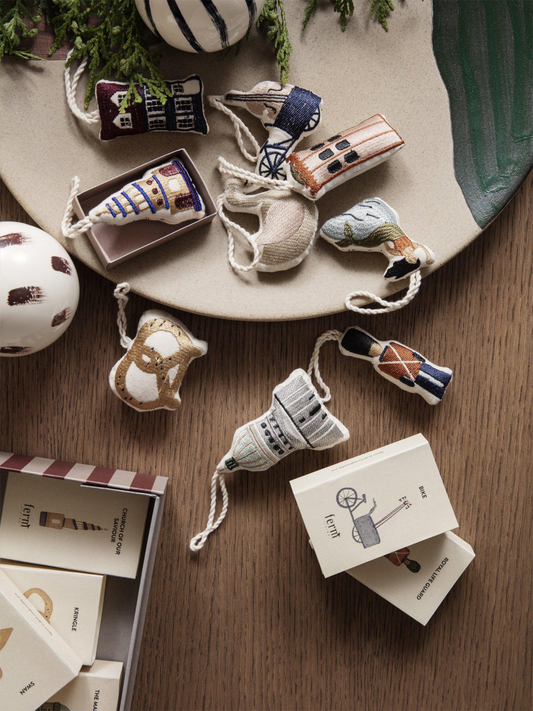 ThatScandinavianFeeling copenhagen ornaments cozy gift guide
