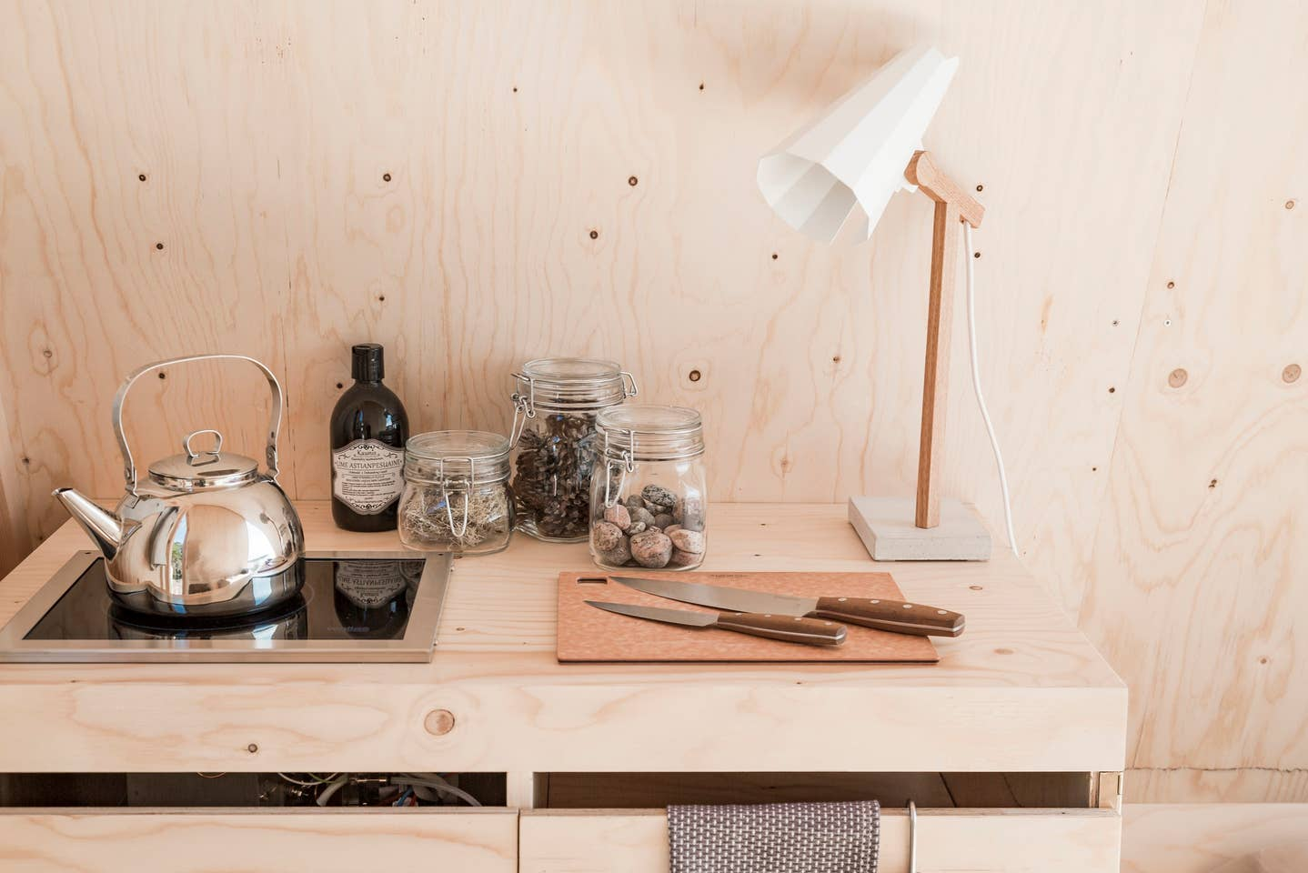 thatscandinavianfeeling airbnb finland interior kitchen cozy view