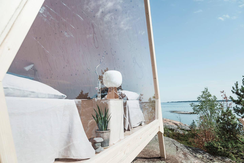 thatscandinavianfeeling airbnb finland window cozy view