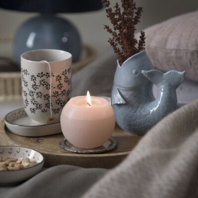 SostreneGrene hygge moment candle cozy