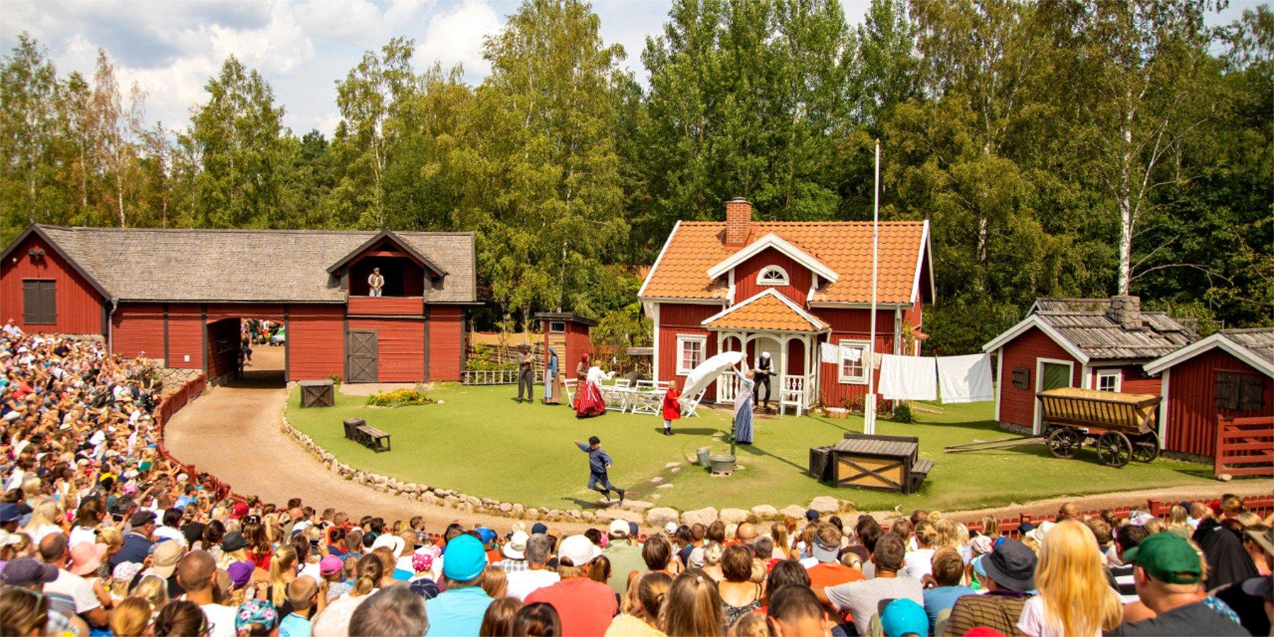 astridlindgrensworld nordic travel kids emil