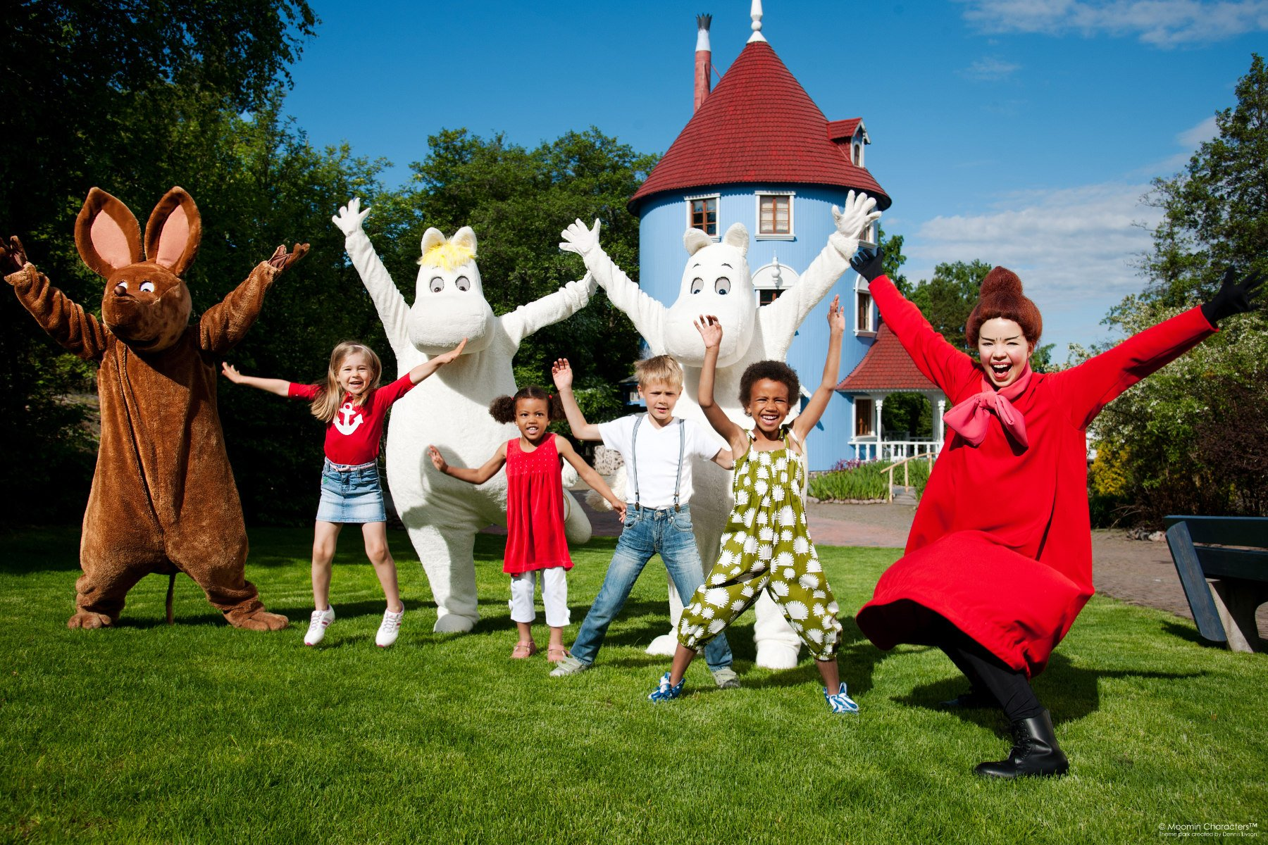 moominland nordic travel kids fun
